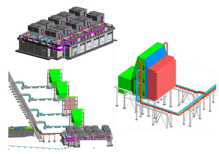 Turbine Inlet Cooling for Power Generating Station